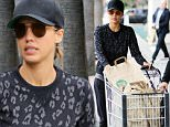 Jessica Alba goes shopping at Whole Foods in Beverly Hills after returning from holiday vacation.\n\nPictured: Jessica Alba\nRef: SPL1202698  030116  \nPicture by: LA Photo Lab / Splash News\n\nSplash News and Pictures\nLos Angeles: 310-821-2666\nNew York: 212-619-2666\nLondon: 870-934-2666\nphotodesk@splashnews.com\n