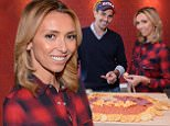 CHICAGO, IL - JANUARY 03:  Giuliana Rancic and Bill Rancic attend the Hormel Gatherings Great Play-On Party   at Old Town Social on January 3, 2016 in Chicago, Illinois.  (Photo by Daniel Boczarski/Getty Images for Hormel Gatherings)
