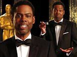 Chris Rock promotes the Oscars, which he will host February 28, 2016\n