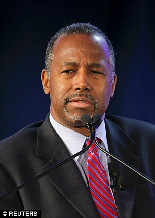 Sen. Ted Cruz  is surging in Iowa, while Ben Carson (pictured) has lost support among some key constituencies