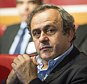 epa05091891 (FILE) A file picture dated 15 December 2014 of UEFA President Michel Platini during the UEFA Champions League 2014/15 round of 16 draw at the UEFA Headquarters in Nyon, Switzerland. Banned UEFA president Platini, who is suspended by the FIFA Ethics Committee, on 07 January 2016 announced he is withdrawing his candidacy for FIFA president.  EPA/JEAN-CHRISTOPHE BOTT