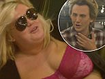****Ruckas Videograbs****  (01322) 861777 *IMPORTANT* Please credit Channel 5 for this picture. 08/01/16 Celebrity Big Brother  Day 4 SEEN HERE: Gemma Collins repeatedly breaks wind in her bed, much to the horror of Jonathan Cheban this morning Grabs from today in the CBB house Office  (UK)  : 01322 861777 Mobile (UK)  : 07742 164 106 **IMPORTANT - PLEASE READ** The video grabs supplied by Ruckas Pictures always remain the copyright of the programme makers, we provide a service to purely capture and supply the images to the client, securing the copyright of the images will always remain the responsibility of the publisher at all times. Standard terms, conditions & minimum fees apply to our videograbs unless varied by agreement prior to publication.