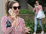 3 JANUARY 2016 SYDNEY AUSTRALIA\nEXCLUSIVE PICTURES\nJesinta Campbell out and about in Rose Bay running errands.\n*All web use must be approved*.\nMUST CALL PRIOR TO USE \n+61 2 9211-1088\nNote: All editorial images subject to the following: For editorial use only. Additional clearance required for commercial, wireless, internet or promotional use.Images may not be altered or modified. Matrix Media Group makes no representations or warranties regarding names, trademarks or logos appearing in the images.