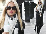 Picture Shows: Rachel Zoe  January 07, 2016\n \n Celebrity stylist Rachel Zoe is spotted visiting Starbucks in West Hollywood, California with a friend. Rachel looked stylish as usual in her signature oversized sunglasses and a long black coat.\n \n Non Exclusive\n UK RIGHTS ONLY\n \n Pictures by : FameFlynet UK © 2016\n Tel : +44 (0)20 3551 5049\n Email : info@fameflynet.uk.com