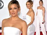 OIC - FEATUREFLASH.COM -   Kate Hudson at the 2016 People's Choice Awards  held at the Microsoft theatre  in Los Angeles January 6th 2016\nPhoto Paul Smith/FeatureFlash/OIC\nCall OIC 0203 174 1069 for fees and usages or contact@oicphotos.com
