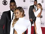 Singer Jason Derulo and Daphne Joy arrive at the People's Choice Awards 2016 in Los Angeles, California January 6, 2016.  REUTERS/Danny Moloshok