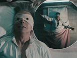 """David Bowie Lazarus from album Blackstar\nGrabs from the new music video for the song """"Lazarus"""" by David Bowie"""