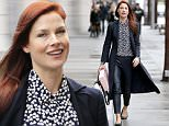 6.JANUARY.2016 ñ BEVERLY HILLS ñ USA\n*** STRICTLY AVAILABLE FOR UK AND GERMANY USE ONLY ***\nALI LARTER BRAVED EL NINO IN ORDER TO GET SOME SHOPPING DONE INCLUDING A STOP AT THE LUXURY LINGERIE STORE AGENT PROVOCATEUR. HER RAINY WEATHER OUTFIT WAS ON POINT WITH A HEART PATTERNED TOP, MATCHING NAVY LEATHER PANTS AND COLLARED LONG SLEEVED LEATHER DUSTER. \nBYLINE MUST READ : AKM-GSI-XPOSUREPHOTOS.COM\n***UK CLIENTS - PICTURES CONTAINING CHILDREN PLEASE PIXELATE FACE PRIOR TO PUBLICATION ***\n*UK CLIENTS MUST CALL PRIOR TO TV OR ONLINE USAGE PLEASE TELEPHONE 0208 344 2007*