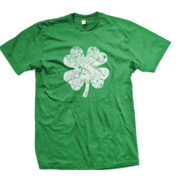 Top 10 Beautiful Inexpensive T-shirts to Wear on St. Patrick's Day 2016