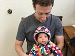 Mark Zuckberg and his newborn daughter Max took a ?shot? at anti-vaccination parents by posting a photo from the doctor?s office.  The billionaire Facebook founder shared a picture of himself and his dolled-up daughter on Friday, saying, ?Doctor's visit -- time for vaccines!?  It received a flurry of more than 650,000 likes within hours, as well as more than 20,000 comments debating the importance of vaccinating one?s children.