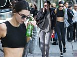 West Hollywood, CA - Kendall Jenner wears gym attire to lunch at Alfred Coffee in West Hollywood after hitting the gym.\nAKM-GSI    January  8, 2016\nTo License These Photos, Please Contact :\nSteve Ginsburg\n(310) 505-8447\n(323) 423-9397\nsteve@akmgsi.com\nsales@akmgsi.com\nor\nMaria Buda\n(917) 242-1505\nmbuda@akmgsi.com\nginsburgspalyinc@gmail.com