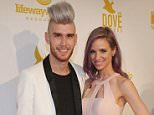 NASHVILLE, TN - OCTOBER 13:  Colton Dixon and guest attend the 46th Annual GMA Dove Awards at Allen Arena, Lipscomb University on October 13, 2015 in Nashville, Tennessee.  (Photo by Terry Wyatt/Getty Images for Dove Awards)