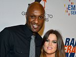 CENTURY CITY, CA - MAY 18:  NBA player Lamar Odom and TV personality Khloe Kardashian arrive at the 19th Annual Race to Erase MS held at the Hyatt Regency Century Plaza on May 18, 2012 in Century City, California.  (Photo by Frazer Harrison/Getty Images for Race to Erase MS)