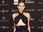 NEW YORK, NY - SEPTEMBER 16:  Andreja Pejic attends the 2015 Harper ICONS Party at The Plaza Hotel on September 16, 2015 in New York City.  (Photo by Taylor Hill/FilmMagic)