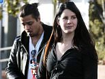EXCLUSIVE: Lana Del Rey goes shopping with friends at Fred Segal in West Hollywood.  Pictured: Lana Del Rey Ref: SPL1203623  070116   EXCLUSIVE Picture by: JLM / Splash News  Splash News and Pictures Los Angeles: 310-821-2666 New York: 212-619-2666 London: 870-934-2666 photodesk@splashnews.com
