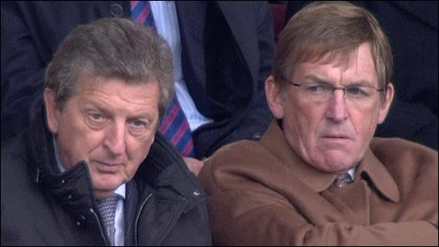 Liverpool turn to Dalglish to replace Hodgson