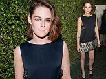 Mandatory Credit: Photo by REX/Shutterstock (5540286w)\n Kristen Stewart\n Marie Clare Image Maker Awards, Los Angeles, America - 12 Jan 2016\n \n