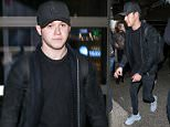 11 Jan 2016 - LOS ANGELES - USA  NIAL HORAN AT LAX   BYLINE MUST READ : XPOSUREPHOTOS.COM  ***UK CLIENTS - PICTURES CONTAINING CHILDREN PLEASE PIXELATE FACE PRIOR TO PUBLICATION ***  **UK CLIENTS MUST CALL PRIOR TO TV OR ONLINE USAGE PLEASE TELEPHONE  44 208 344 2007 ***