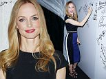 Mandatory Credit: Photo by Startraks Photo/REX/Shutterstock (5540258u)\n Heather Graham\n 'Norm of the North' AOL Build Speaker Series, New York, America - 12 Jan 2016\n Heather Graham Discusses Her New Animated Film 'Norm of the North' at Aol Build\n