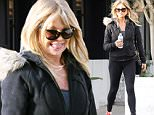 Goldie Hawn after having lunch with her daughter Kate Hudson. Making cheeky faces and holding up her water bottle.X17online.com .Monday, January 11, 2016\\nOK FOR WEB SITE AT 20PP\\nMAGAZINES NORMAL FEES\\nAny queries please call Lynne or Gary on office 0034 966 713 949 \\nGary mobile 0034 686 421 720 \\nLynne mobile 0034 611 100 011\\nAlasdair mobile  0034 630 576 519