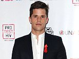 LOS ANGELES, CA - DECEMBER 01:  Actor Charlie Carver attends the inaugural World AIDS Day benefit at Sofitel Hotel on December 1, 2015 in Los Angeles, California.  (Photo by Jason LaVeris/FilmMagic)