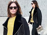 Picture Shows: Mandy Moore  January 11, 2016\n \n Actress Mandy Moore visits an office in Hollywood, California. Mandy just returned back from a getaway in Maine with her new boyfriend, Taylor Goldsmith. \n \n Exclusive - All Round\n UK RIGHTS ONLY\n \n Pictures by : FameFlynet UK © 2016\n Tel : +44 (0)20 3551 5049\n Email : info@fameflynet.uk.com