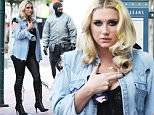 Picture Shows: Kesha  January 12, 2016\n \n Pop star, Kesha is spotted heading to the set of 'Bad Moms' filming in New Orleans, Louisiana. The new film also stars Mila Kunis, Christina Applegate and Kristen Bell.\n \n Non-Exclusive\n UK RIGHTS ONLY\n \n Pictures by : FameFlynet UK © 2016\n Tel : +44 (0)20 3551 5049\n Email : info@fameflynet.uk.com