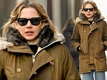EXCLUSIVE TO INF.\nJanuary 12, 2016: Michelle Williams in a parka and relaxed fitted denim is seen this morning walking to a Deli Grocery to get coffee in New York City.\nMandatory Credit: Elder Ordonez/INFphoto.com Ref: infusny-160