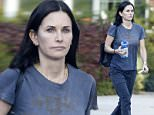 EXCLUSIVE: Courtney Cox visits a mystery man in Los Angeles, California\n\nPictured: Courtney Cox\nRef: SPL1203150  110116   EXCLUSIVE\nPicture by: Splash News\n\nSplash News and Pictures\nLos Angeles: 310-821-2666\nNew York: 212-619-2666\nLondon: 870-934-2666\nphotodesk@splashnews.com\n