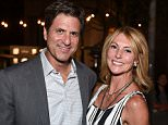 LOS ANGELES, CA - APRIL 30:  Steve Levitan and Krista Levitan attend Paris Photo Los Angeles UTA Reception at Paramount Studios on April 30, 2015 in Los Angeles, California.  (Photo by Stefanie Keenan/Getty Images for Reed Expositions France  Paris Photo)