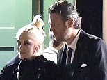 Picture Shows: Gwen Stefani, Blake Shelton  January 09, 2016    Country singer Blake Shelton and his new lady Gwen Stefani escaped for another romantic getaway, this time to attend the wedding of Blake's Australian hairstylist and friend, Amanda Craig, in Nashville, TN. Blake and Gwen decided to 'rough it' during this trip, opting to stay in Blake's multi million dollar trailer that he uses while on tour. Blake stood in as a groomsman for the wedding while Gwen attended as a guest. Also in attendance was country music star Kelly Clarkson and former contender on 'The Voice,' RaeLynn.    Non-Exclusive  UK RIGHTS ONLY    Pictures by : FameFlynet UK © 2016  Tel : +44 (0)20 3551 5049  Email : info@fameflynet.uk.com