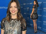 BEVERLY HILLS, CA - JANUARY 12:  Model Miranda Kerr attends the 6th Biennial UNICEF Ball at the Beverly Wilshire Four Seasons Hotel on January 12, 2016 in Beverly Hills, California.  (Photo by Joshua Blanchard/Getty Images)