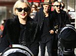 Picture Shows: Ashlee Simpson  January 10, 2016\n \n Couple Ashlee Simpson and Evan Ross spotted out shopping with their daughter Jagger and a friend in Beverly Hills, California. Ashlee's son Bronx was not with the family. \n \n Non-Exclusive\n UK RIGHTS ONLY\n \n Pictures by : FameFlynet UK © 2016\n Tel : +44 (0)20 3551 5049\n Email : info@fameflynet.uk.com