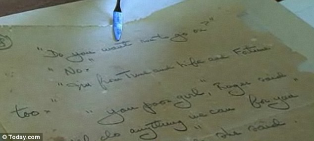 Work in progress: Hundreds of pages of unpublished work have been preserved at Hemingway's one-time home in Cuba