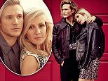 ELLIE GOULDING OPENS UP ABOUT HER RELATIONSHIP WITH DOUGIE POYNTER IN GLAMOUR¿S FEBRUARY ISSUE:\n \n¿RELATIONSHIPS HAVE THEIR UPS AND DOWNS. AND SOMETIMES, YEAH, I WANT TO BE LEFT ALONE. DOUGIE IS RESPECTFUL OF THAT.¿\n \nSinger Ellie Goulding is known for her raw, honest lyrics. So it¿s no surprise she¿s equally up-front about her relationship with Dougie Poynter, 28, bassist in the pop-rock band McBusted. The two are popular tabloid fodder: Are they on-again? Off-again? ¿I¿ve been busy; he¿s been busy. We¿re apart constantly,¿ says Goulding, 29. ¿But we¿re great because we accept it¿s never going to be perfect.¿ In Glamour¿s February issue, Goulding and Poynter model date-night looks, and in the accompanying interview, she opens up about being a musician and dating one. Glamour¿s February issue is on national newsstands January 12, 2016, and available now at glamour.com/app.\n \nPlease link back to the story at Glamour.com: http://bit.ly/1JxOmGz \n \nClick here to download photos fr
