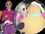 Picture Shows: Pixie Lott  January 13, 2016    Pixie Lott celebrates her birthday with a fancy dress party at Steam & Rye restaurant and bar in East London. The theme looked bright and cartoonish.    Non-Exclusive  WORLDWIDE RIGHTS    Pictures by : FameFlynet UK © 2016  Tel : +44 (0)20 3551 5049  Email : info@fameflynet.uk.com