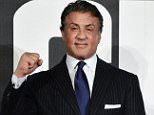 US actor Sylvester Stallone poses on arrival for the European premiere of Creed in London on January 12, 2016.  AFP PHOTO / LEON NEALLEON NEAL/AFP/Getty Images