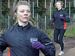 13 Jan 2016 - London - UK\n*** EXCLUSIVE PICTURES ***\n** STRICTLY NOT AVAILABLE FOR MAIL ONLINE AND ANY ONLINE SUBSCRIPTION DEALS UNLESS FEE AGREED PRIOR TO USAGE***\n***NOT AVAILABLE FOR AUSTRALIA****\nMake up free Natalie Dormer spotted out running in a London park in the freezing temperatures. Natalie landed back from la yesterday after appearing at The Golden Globe Awards.\nBYLINE MUST READ : XPOSUREPHOTOS.COM\n***UK CLIENTS - PICTURES CONTAINING CHILDREN PLEASE PIXELATE FACE PRIOR TO PUBLICATION ***\n**UK CLIENTS MUST CALL PRIOR TO TV OR ONLINE USAGE PLEASE TELEPHONE 44 208 344 2007**