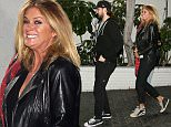 EXCLUSIVE: Rachel Hunter is seen leaving the Chateau Marmont Hotel with a mysterious men in West Hollywood, California.\n\nPictured: Rachel Hunter\nRef: SPL1206477  120116   EXCLUSIVE\nPicture by: Splash News\n\nSplash News and Pictures\nLos Angeles: 310-821-2666\nNew York: 212-619-2666\nLondon: 870-934-2666\nphotodesk@splashnews.com\n