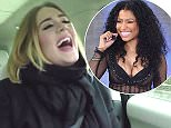 Adele Carpool Karaoke: James Corden The Late Late Show CBS