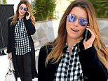 Jessica Biel Leaves Her New Restaurant Au Fudge in West Hollywood\n\nPictured: Jessica Biel\nRef: SPL1208171  130116  \nPicture by: All Access Photo\n\nSplash News and Pictures\nLos Angeles: 310-821-2666\nNew York: 212-619-2666\nLondon: 870-934-2666\nphotodesk@splashnews.com\n