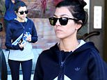Los Angeles, CA - Kourtney Kardashian hits the gym rocking Adidas gear. The reality tv star was spotted in Topanga Canyon working on her health and fitness with a session at the gym.\nAKM-GSI        January 13, 2016\nTo License These Photos, Please Contact :\nSteve Ginsburg\n(310) 505-8447\n(323) 423-9397\nsteve@akmgsi.com\nsales@akmgsi.com\nor\nMaria Buda\n(917) 242-1505\nmbuda@akmgsi.com\nginsburgspalyinc@gmail.com