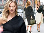 eURN: AD*193189388  Headline: Karlie Kloss Heads Out In A One Shoulder Blouse & Full Skirt In NYC Caption: January 14, 2016:  Karlie Kloss photographed wearing a one shoulder black blouse and cream colored skirt in the Tribeca section of New York City.  Mandatory Credit: INFphoto.com Ref: infusny-279 Photographer: infusny-279 Loaded on 14/01/2016 at 22:40 Copyright:  Provider: INFphoto.com  Properties: RGB JPEG Image (45695K 1870K 24.4:1) 3204w x 4868h at 300 x 300 dpi  Routing: DM News : GeneralFeed (Miscellaneous) DM Showbiz : SHOWBIZ (Miscellaneous) DM Online : Online Previews (Miscellaneous), CMS Out (Miscellaneous)  Parking: