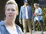 146815, Jennie Garth runs errands while out and about in LA. Los Angeles, California - Thursday January 14, 2016. Photograph: © Bunny, PacificCoastNews. Los Angeles Office: +1 310.822.0419 sales@pacificcoastnews.com FEE MUST BE AGREED PRIOR TO USAGE
