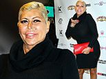 """STATEN ISLAND, NY - JANUARY 13:  Big Ang attends Mob Wives """"The Last Stand"""" Season 6 Viewing Party at Funky Monkey Lounge on January 13, 2016 in Staten Island, New York.  (Photo by Steve Mack/Getty Images)"""