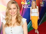 Celebrities attend 2016 NBCUniversal Press Tour at The Langham Huntington Hotel & Spa...Featuring: Melissa George..Where: Los Angeles, California, United States..When: 13 Jan 2016..Credit: Brian To/WENN.com