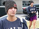 *EXCLUSIVE* Sherman Oaks, CA - Kaley Cuoco couldn't be more casual after yoga in her Kale sweater, Nike shorts and sandals. The 'Big Bang Theory' actress seems a little spacey after the yoga class, or maybe she's thinking of her new love Paul Blackthorne.\n  \nAKM-GSI        January 14, 2016\nTo License These Photos, Please Contact :\nSteve Ginsburg\n(310) 505-8447\n(323) 423-9397\nsteve@akmgsi.com\nsales@akmgsi.com\nor\nMaria Buda\n(917) 242-1505\nmbuda@akmgsi.com\nginsburgspalyinc@gmail.com