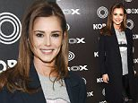 LONDON, ENGLAND - JANUARY 14:  Cheryl Fernandez-Versini attends KOBOX - the UK's first boutique boxing gym, launched officially tonight with Cheryl and Nicki Shields, founded by Shane Collins. For more information visit www.koboxlondon.com. January 14, 2016 in London, United Kingdom.  (Photo by David M. Benett/Dave Benett/Getty Images for KOBOX)