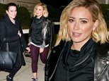 eURN: AD*193203071  Headline: Hilary Duff heads to a soul cycle work out session Caption: 14.JANUARY.2016 - NEW YORK ñ USA *** STRICTLY AVAILABLE FOR UK AND GERMANY USE ONLY *** HILARY DUFF HEADS TO A NIGHT TIME SOUL CYCLE WORK OUT SESSION IN CHELSEA, NEW YORK. BYLINE MUST READ : AKM-GSI-XPOSURE ***UK CLIENTS - PICTURES CONTAINING CHILDREN PLEASE PIXELATE FACE PRIOR TO PUBLICATION *** *UK CLIENTS MUST CALL PRIOR TO TV OR ONLINE USAGE PLEASE TELEPHONE 0208 344 2007* Photographer: AKM-GSI-XPOSURE  Loaded on 15/01/2016 at 02:11 Copyright:  Provider: AKM-GSI-XPOSURE  Properties: RGB JPEG Image (19997K 2617K 7.6:1) 2133w x 3200h at 300 x 300 dpi  Routing: DM News : GroupFeeds (Comms), GeneralFeed (Miscellaneous) DM Showbiz : SHOWBIZ (Miscellaneous) DM Online : Online Previews (Miscellaneous), CMS Out (Miscellaneous)  Parking:
