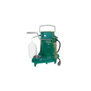 Zoeller 57-0001 M57 Basement High Capacity Sump Pump